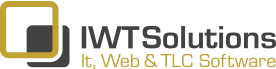 IWT Solutions – Information Technology Logo